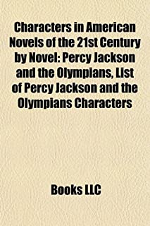 Characters in American Novels of the 21st Century by Novel (Study Guide): Percy Jackson and the Olympians