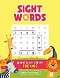 Sight Words Word Search Book for Kids: High-Frequency Words Activity Book | Dolch Sight Words Puzzles for Second and Third Graders