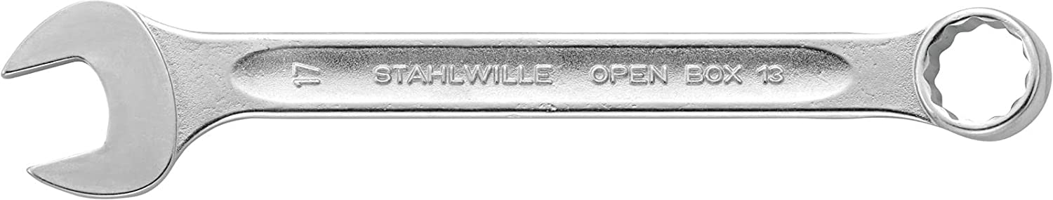 Ranking TOP17 Stahlwille 13 17 Ranking TOP5 Open-Box Combination Spanner Pieces Set