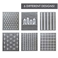 6 Pack Classic SWEDISH DISHCLOTHS for Kitchen & Home | Use as Reusable sponges or Reusable paper towels WASHABLE…