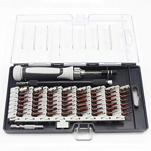 CHB 60-In-1 Combinatie Schroevendraaier Set Mobiele Computer Demontage Reparatie Tool Voor Mobiele Telefoons, Laptops, Macbook Pro, Tablets, IPads, Horloges
