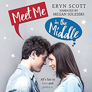 Meet Me in the Middle                   By:                                                                                                                                 Eryn Scott                               Narrated by:                                                                                                                                 Megan Solesski                      Length: 6 hrs and 29 mins     13 ratings     Overall 4.5
