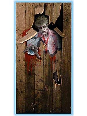 Forum Novelties - Zombie Door Cover