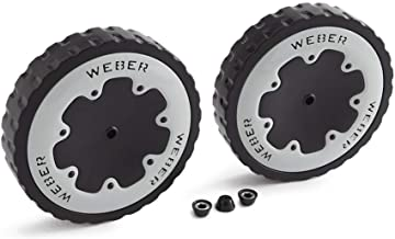Weber Two 8-Inch Replacment Wheels 99252