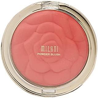 Milani Rose Powder Blush, Coral Cove 0.60 oz (Pack of 2)