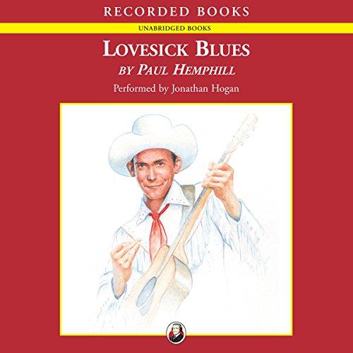 Lovesick Blues audiobook cover art