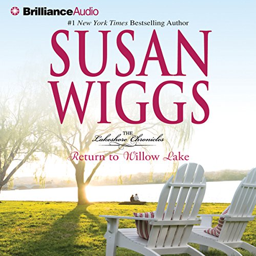 Return to Willow Lake audiobook cover art