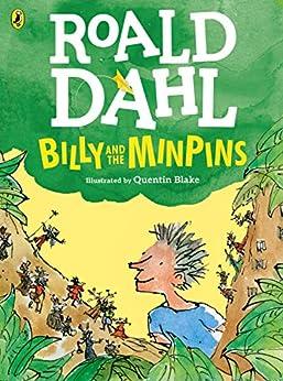 Billy and the Minpins (Colour Edition) (English Edition) par [Roald Dahl]
