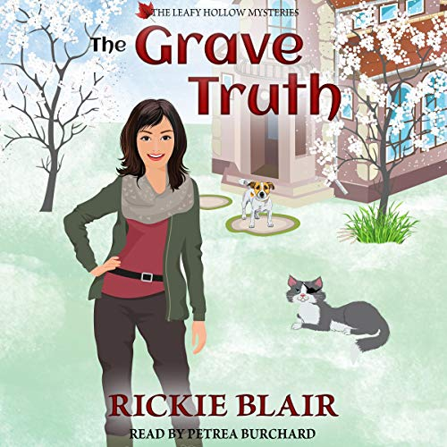 The Grave Truth  By  cover art