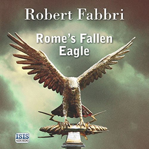 Rome's Fallen Eagle audiobook cover art