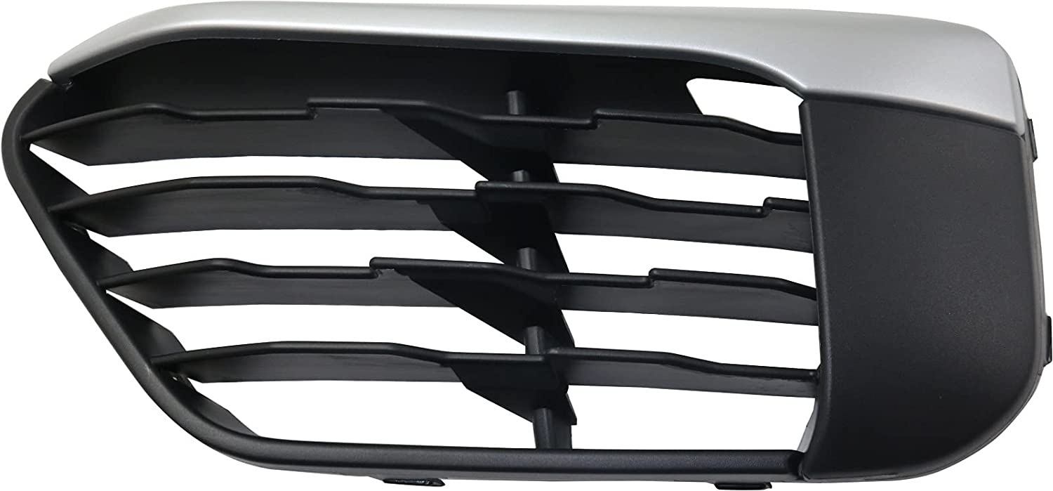 sold out for X1 16-19 Discount is also underway Front Bumper Grille LH Black w Textured Outer Ch