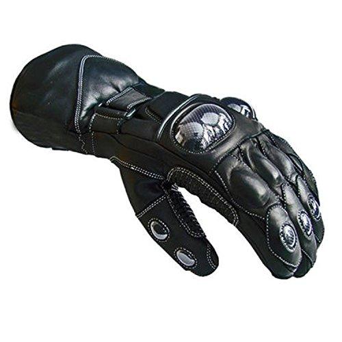 UrbanBoutique Winter Sommer Textilleder Motorrad Wasserdichte Handschuhe Kollektion, L - 2
