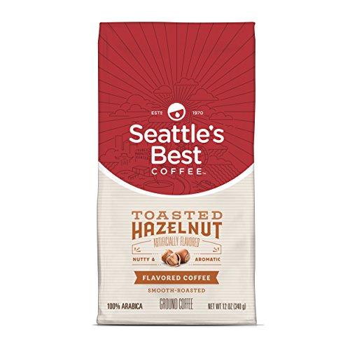 Seattle's Best Coffee Toasted Hazelnut Medium Roast
