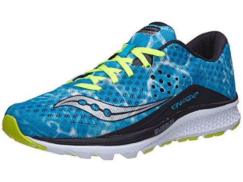 Saucony Kinvara 8 - Zapatillas de Correr para Hombre, Color Azul, Talla 40.5 EU
