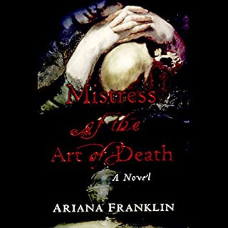 Mistress of the Art of Death audiobook cover art