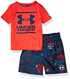 Under Armour Ua Volley Set para niños -  Rojo -  18 meses