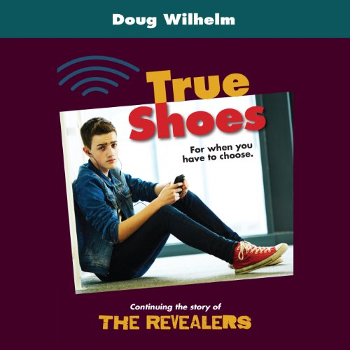 True Shoes audiobook cover art