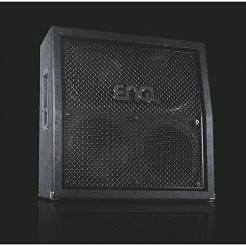 ENGL E 412 VSB 4X12 BLACK E-Gitarren-Verstärker 4x12 Gitarrenboxen
