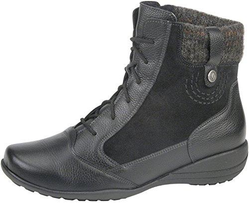 Waldläufer Katja 601805-521-001 Größe 38.5 EU Schwarz (schwarz)