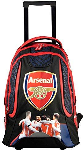 Arsenal Rucksack Rollen Offizielle Kollektion–Gunners
