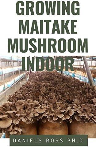 GROWING MAITAKE MUSHROOM INDOOR Everything You Need to know on Growing Maitake Mushroom Indoor product image