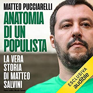 Anatomia di un populista copertina