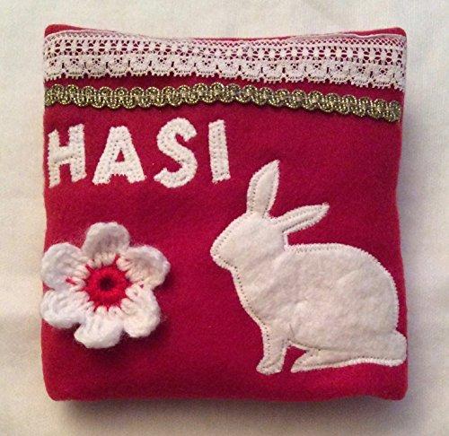 Wunschkissen mit Message, Geschenke, individuelles Geschenk, Handmade Germany