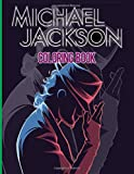 Michael Jackson Coloring Book: Michael Jackson Adult Coloring Books For Women And Men