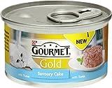 GOURMET GOLD TORTINI CON TONNO 24 x 85 gr.