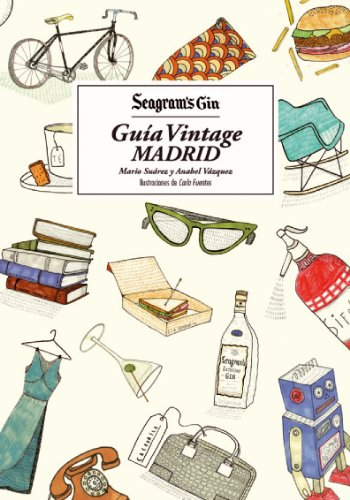 Seagram's Gin : guía vintage Madrid (General)