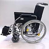 Trendmobil Rollstuhl TMB Faltrollstuhl Transportrollstuhl Reiserollstuhl mit Steckachsensystem Sitzbreite 45 cm - 4