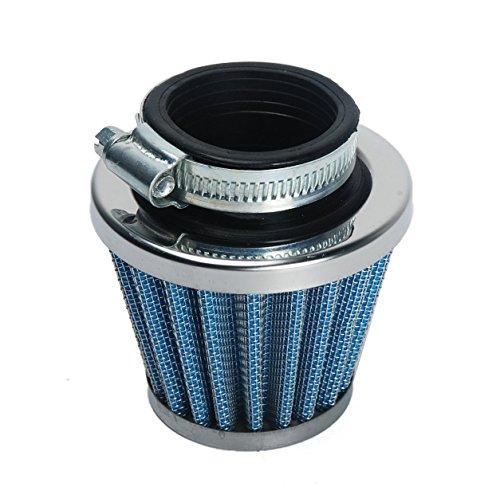 OxoxO Filtre à air de 39 mm pour cyclomoteur, Scooter, ATV, Moto Tout-Terrain, 50 CC, 110 CC, 125 CC, 150 CC, 200 CC