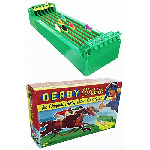 Derby Horse Race (Decision Derby) Battery Powered