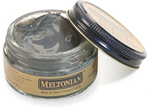 Meltonian Shoe Cream, 1.55 Oz, Charcoal Grey