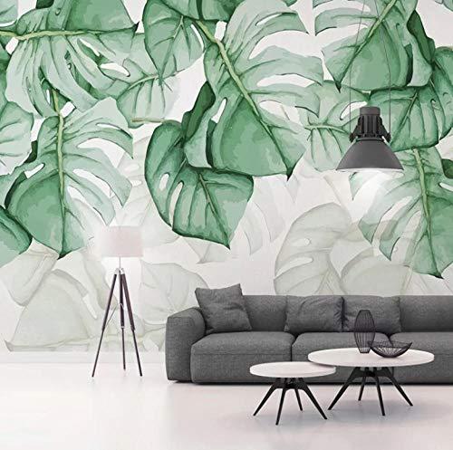 Fototapete Wandbild Einfache und moderne Monster Fernseher Sofa Hintergrund Tapete 3D Tapeten Decor,400x280cm