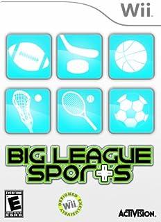 Big League Sports - Nintendo Wii