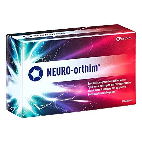 Neuro-orthim Kapseln 40 stk
