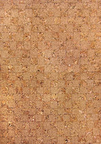 Rayher 63023000Corcho de Papel: Mosaico, Autoadhesivo, 20,5x 28cm, Unidades