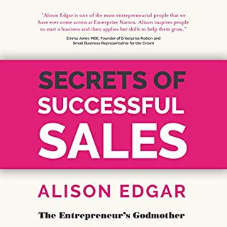 Secrets of Successful Sales cover art
