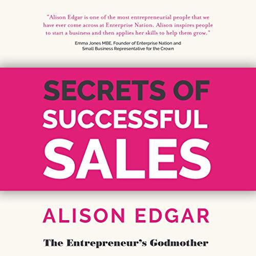 Secrets of Successful Sales audiobook cover art