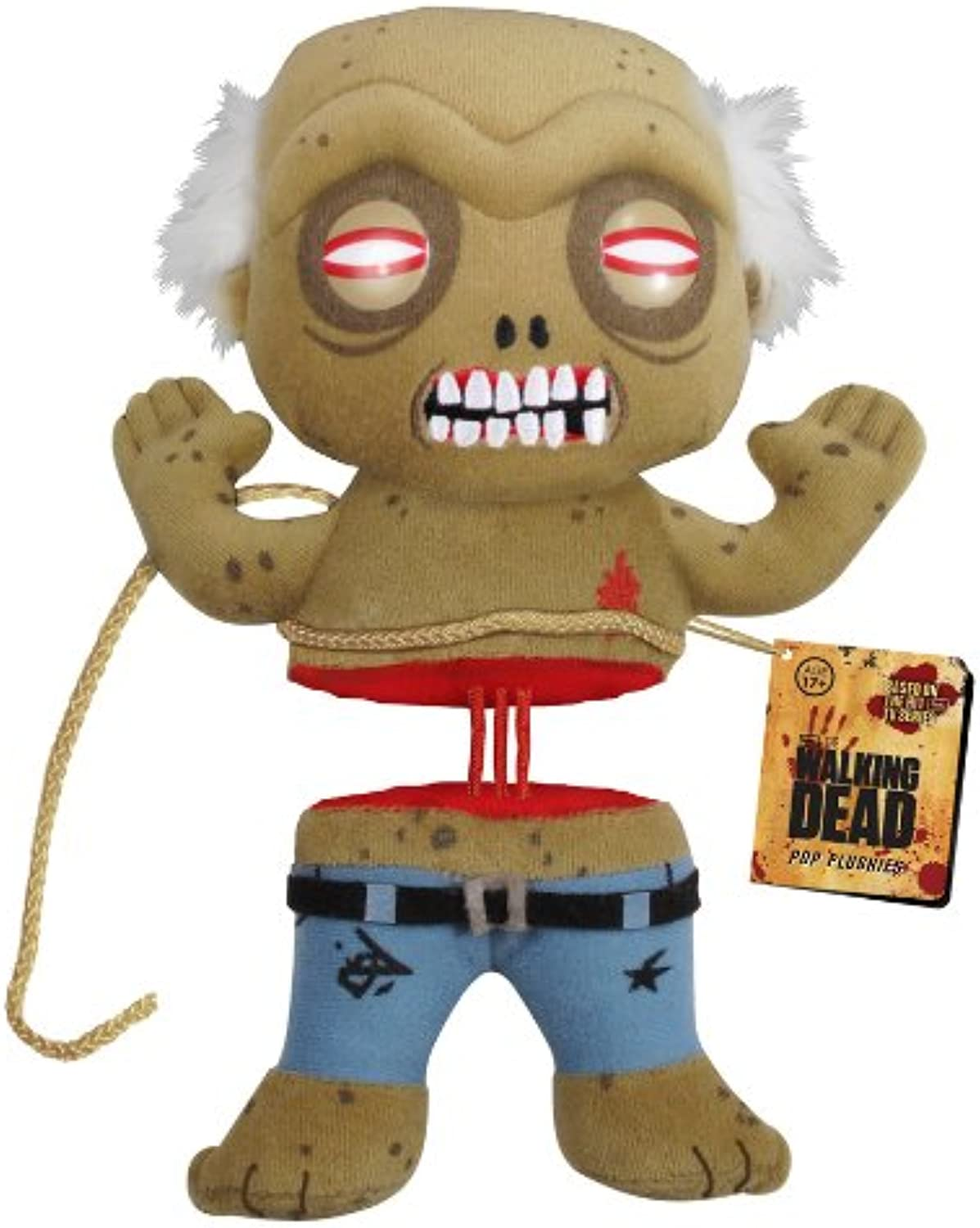 Walking Dead Well Zombie Plush