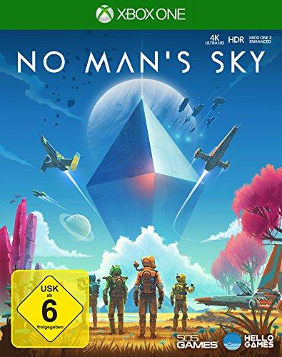 No Man's Sky - Xbox One [Importación alemana]