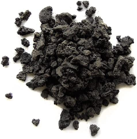 SubstrateSource Natural Black Lava Gravel 2 - Gifts Pounds Branded goods