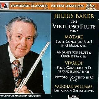 Virtuoso Flute 2 by Julius Baker
