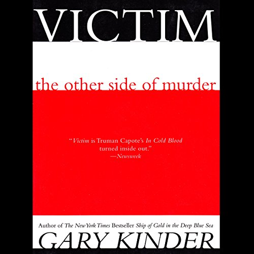 Victim audiobook cover art
