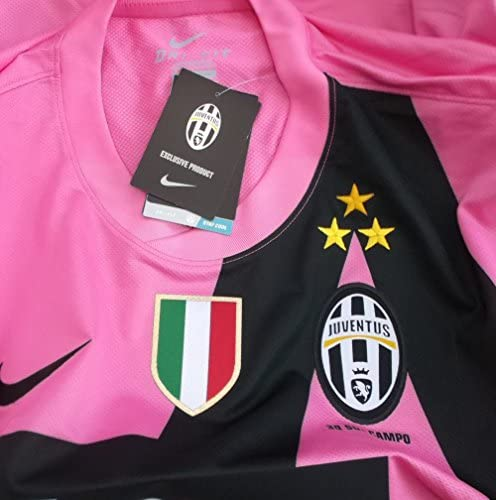 NIKE – Fútbol de Manga Corta Camiseta del Juventus Réplica ...