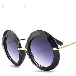 Oversize Donne /& Ragazze Occhiali da sole 100/% Protezione UV Nero o Tortoiseshell