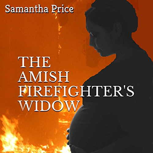The Amish Firefighter's Widow cover art