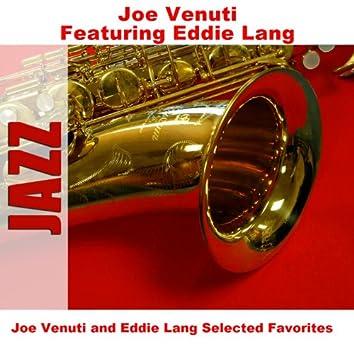 Joe Venuti and Eddie Lang Selected Favorites