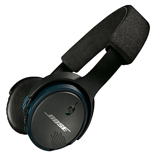 Fone de Ouvido Bose Soundlink On Ear Wireless Preto